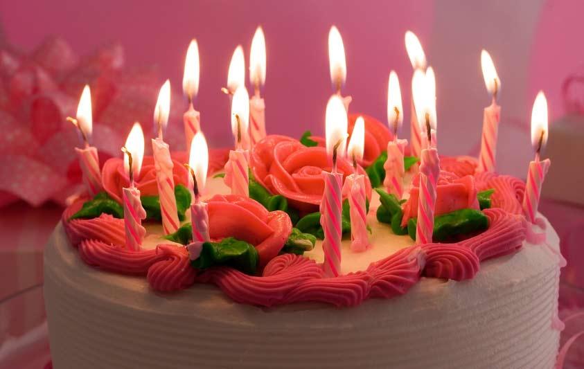 Célébration d'anniversaire